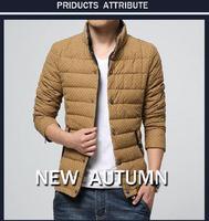 2014 latest popular winter recreational models Slim stylish simplicity wild-type men's fashion comfortable cotton free shipping