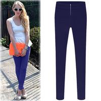 New 2014 women winter leggings pencil pants pants Europe autumn winter large size fashion slim Joker stretch casual pants
