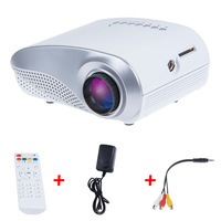 """Free shipping 802 portable pico led mini HDMI video game projector,digital pocket home cinema projetor proyector for 80"""" cinema"""