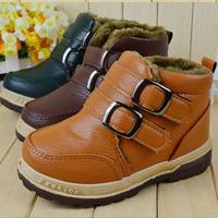 2014 new children's shoes boys warm winter snow boots 3 color