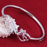 Women's bracelet 925 silver pure silver bracelet jewelry bracelet fashion birthday gift