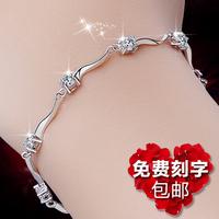 S925 silver women's bracelet constellation bracelet fashion birthday gift girlfriend gifts silver jewelry