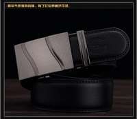 Free shipping the new belt buckle smooth high-end men's automatic