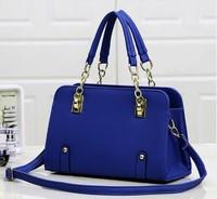 2014 women's summer bag candy color handbag one shoulder cross-body bags female ,free shipping 10PCS/LOT