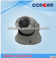 Vandalproof IR Dome Camera 1080P HD-SDI Camera   2304(H) x 1536(V)
