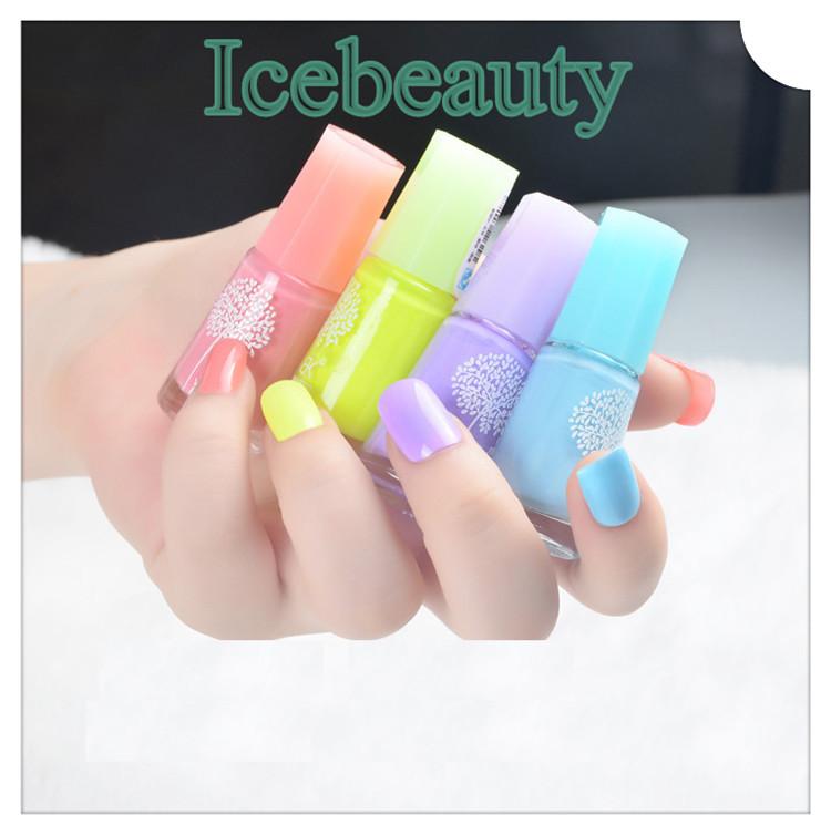 60 Colors HOT Sales Brand Beautiful Varnish Nail Polish for The Environmental Nail Polish(China (Mainland))