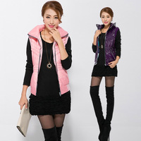2014 new Winter jacket women Down jacket ma3 jia3 Thickening brief paragraph coat zipper han edition cultivate  morality