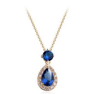 2014 New hot selling Top zirconium graphite blue mosaic Star Set fashion jewelry free shipping(China (Mainland))