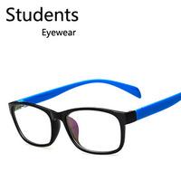Fashion Wholesale Students Spectacles New Women Men Geek Nerd Eyeglasses Free shipping