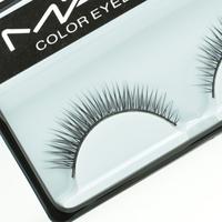 10Pairs Brand False Eyelashes Natural Long Super Soft Black Fake Eyelash Extension Eye Makeup Tool Freeshipping