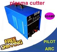better machine or portable inverter plasma cutter 80A pilot arc 220V single phase