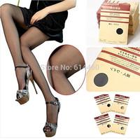 Women's Sex Silk Socks Dress Tights High Quality 10pairs/lot Free Shipment