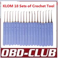 KLOM 18 Sets of Crochet Tool