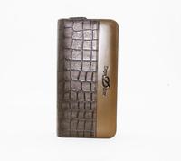 alligator male wallet money clips wallets men wallets   with  photo bit, card bit large bill bits, mezzanine bit