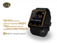 New arrival fashion bluetooth smart watch U3 Watch for android smartphone Unisex