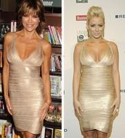 2014 Sexy Spaghetti Strap Sheath Dress, Bandage Design Club Shinning Women Dress, S-XXL