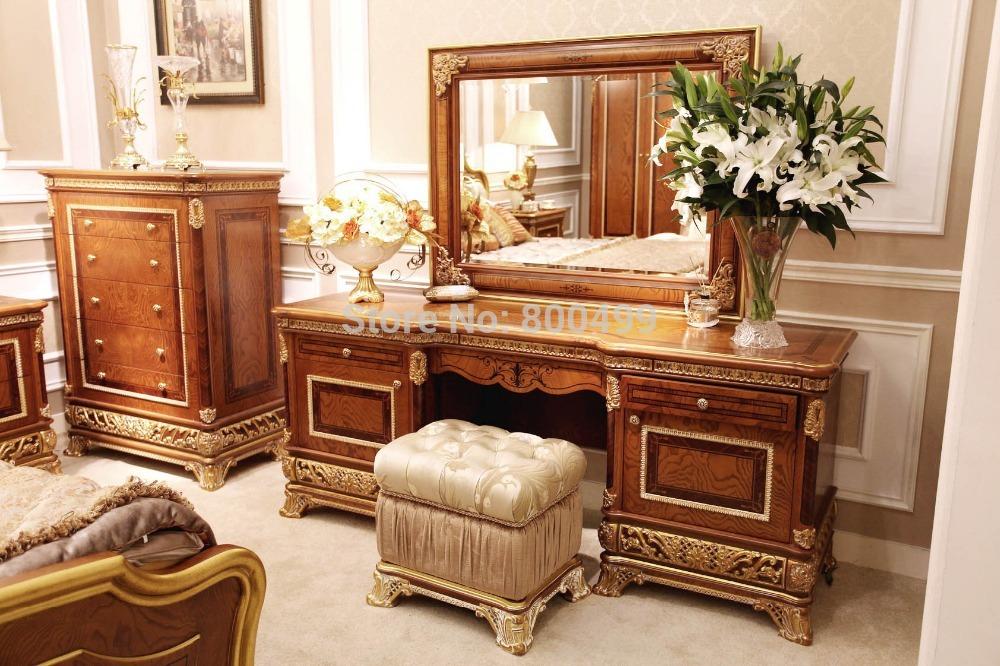Achetez en gros meubles de chambre coucher en h tre en for Chambre a coucher style americain
