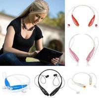 New Fashion 2014 Man Women Universal Wireless Bluetooth HandFree Halter Sport Stereo Headset Headphone