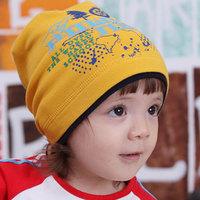 Turtleneck cotton children Hat baby Hat winter Hat hip hop dance Hat
