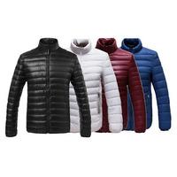 Free Shipping 2014 Men's lightweight men's casual cotton jacket cotton coat fashion men's jackets men's winter overwear 58