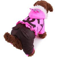 Fashion Hot C Set of Four Leg Coat Pet Clothes for Pet Dogs