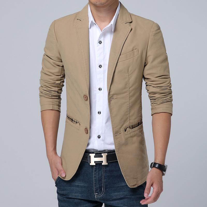 [해외]새로운 가을 2014 캐주얼 한 서쪽 잘 생긴 남자의 정장 재킷/..