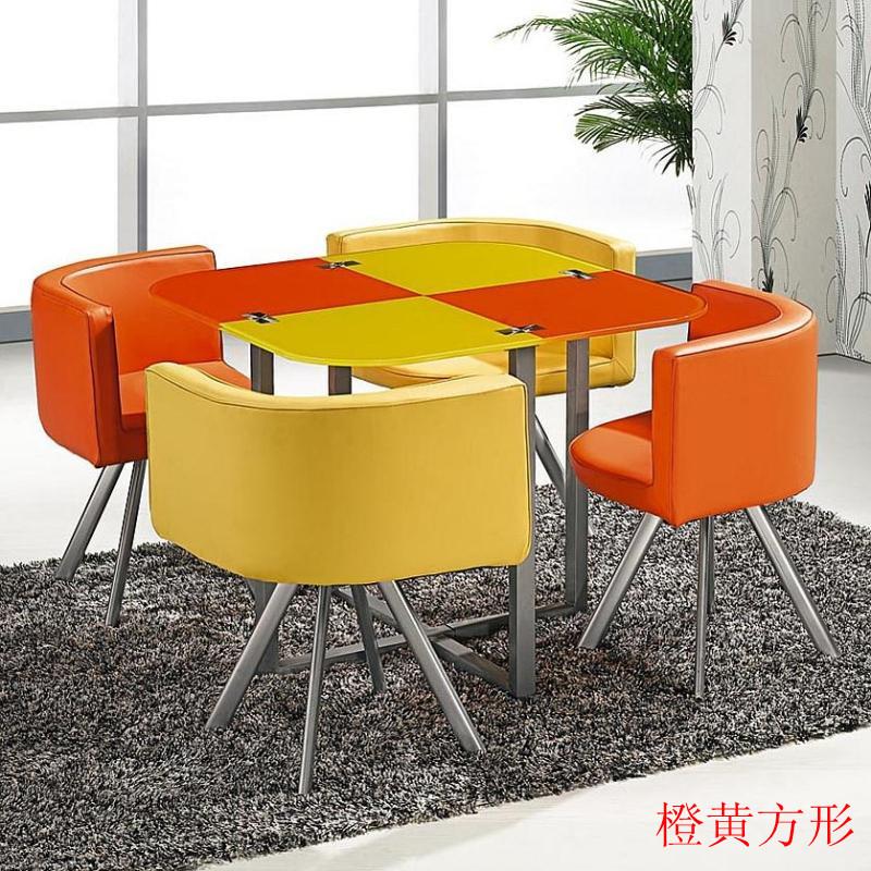 Online kopen wholesale glazen tafel dineren uit china glazen tafel dineren groothandel - Glazen tafel gesmeed ijzer en stoelen ...