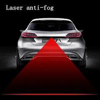 Free shipping laser-fog anti-fog rain after car rear-end laser laser anti-fog fog