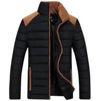 2014 casual mens coats for men jacket winter stitching man jacket winter warm clothing winter fashion mens parka jacket 226B