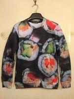 Sushi Tide Fashion 3D Printed Sweater For Women Men Sweatshirts Tops Long Sleeve