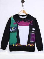 Coke Moisture Tree 3D Printed Sweater For Women Men Sweatshirts Tops Long Sleeve