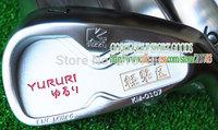 New Golf Clubs Heads Japan Yururi KM-0107 Golf Irons Heads Set 3-9.P(8pc)No Club Shaft  DHL Free Shipping