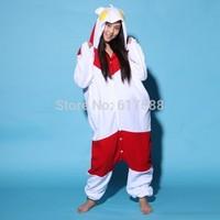 2014 New Unisex Men Women Adult Pajamas Cosplay Costume Animal Onesie Altman Sleepwear S M L XL
