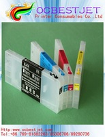 Send 4pc chip sensor for free! for Epson B318 B518 refill ink cartridge without chips