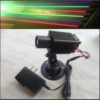 100mW or 200mW big beam red laser with power adapter and bracket, plug and use free shipping