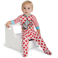 Original Mudpie Romper,  Baby Boys Monkey Sleeper Long Sleeve Jumpsuit, Infant and Toddlers Overalls, freeshipping