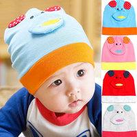 Autumn style baby hedging caps children Hat baby Hat piggy cotton cap for boys