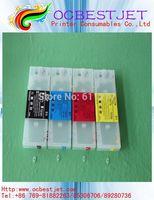 refill ink cartridge for Epson b-310dn b-510dn printer send 4pcs chip sensor work with your original chip