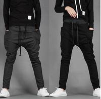 New 2014 Fashion Men Pants Classic Sport Pants Men European Style Harem Pants Men Casual Trousers