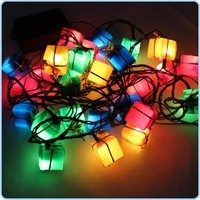 New year Latest LED christmas decoration Light, christmas outdoor candy decoration supplies String lights natal,Free shipping