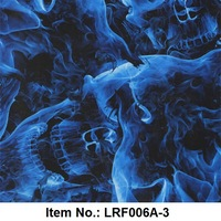 Crazy Flame No.LRF006A-3 PVA water transfer printing film
