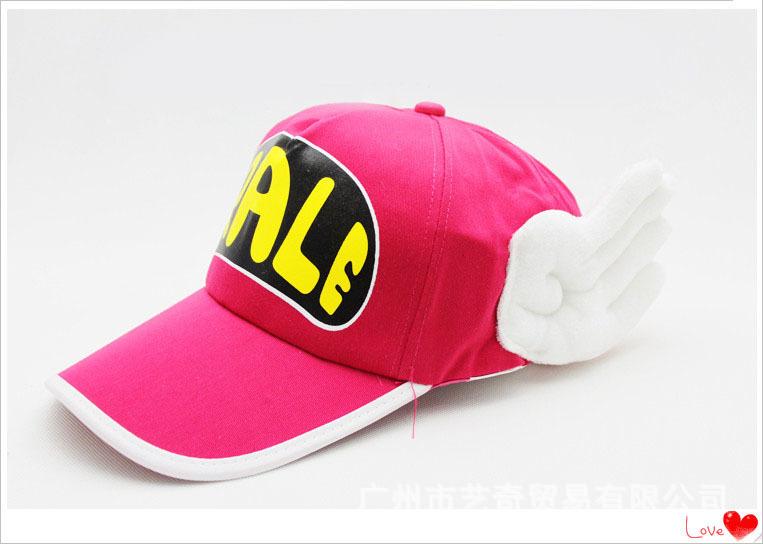 Женская бейсболка Animelody Arale hat.0009 женское платье animelody 2015 2015040101