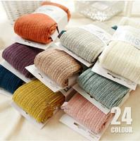 New arrivel! Large Size Comfortable Women Cotton Jeggings Pants Leggings Winter Warm 23 Colors free shopping