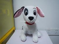 30cm 101 Dalmatians dog plush toy for kids children Stuffed Animals Toys Plush Doll ,retails,child birthday christmas gift