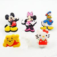 Cute Children Kids Bedroom Furniture Cartoon Cabinet Knobs And Handles Dresser Drawer Pulls Nursery Decor