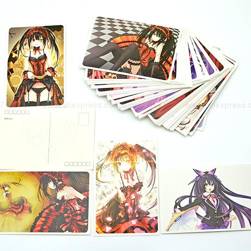 Поздравительная открытка Kisstyle 48pcs/, YHDZZ001210 актуальная открытка 48