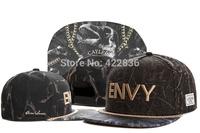 Cayler & Sons Eagles gold ENVY Snapback hats men womens classic adjustable baseball caps Free Shipping