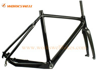2015 Workswell T800 Carbon Cyclocross Frame Disc