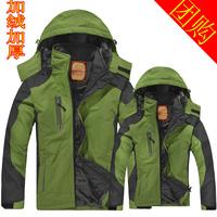 2014 Brand Autumn/Winter Softshell Jackets For Men, Windstopper Sport Outdoors Jacket For Climing Hiking Windbreaker Coat L-4XL