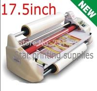 Hot roll laminator laminating machine 440mm 17.5inch
